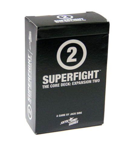 SUPERFIGHT: Core Expansion Two