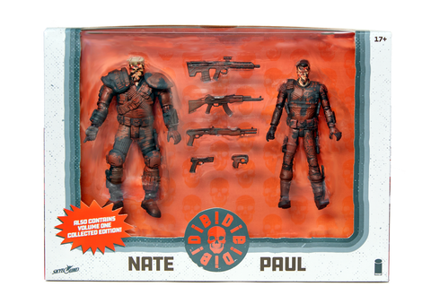 DIE!DIE!DIE! - Stealth Edition 2 Pack