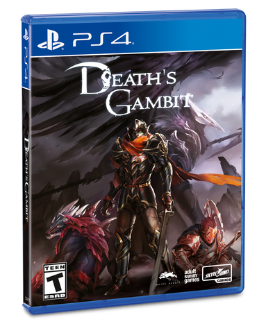 Death's Gambit - PS4