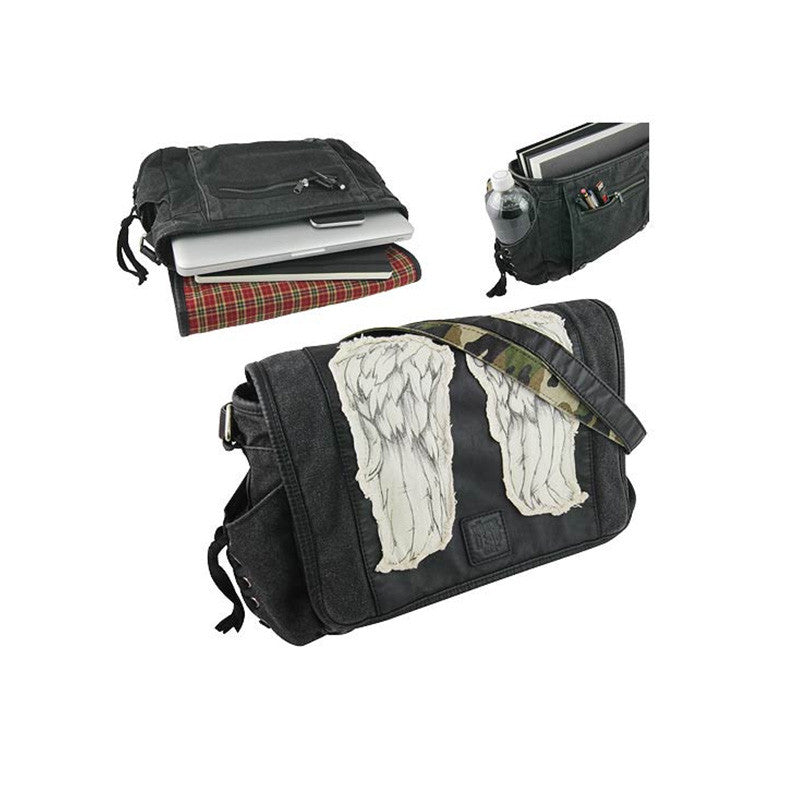AMC's THE WALKING DEAD - Daryl Dixon Wings Messenger Bag