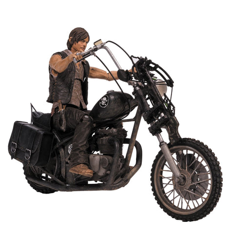 AMC's THE WALKING DEAD Daryl Dixon Chopper Deluxe Box Set