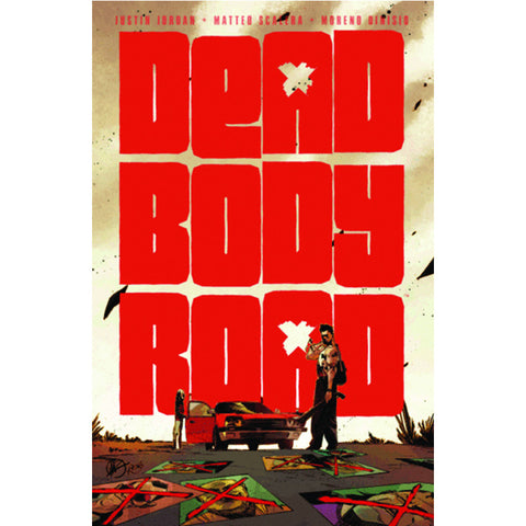 DEAD BODY ROAD Volume 1