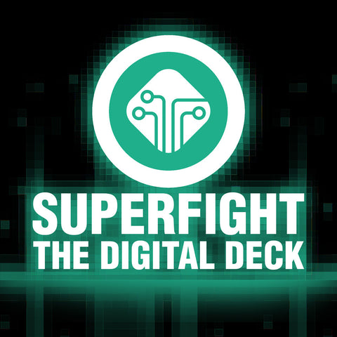 SUPERFIGHT: THE VIDEO GAME - Exclusive Digital Deck Digital Download
