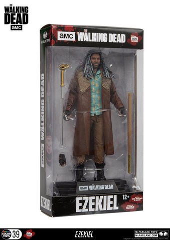 "AMC's THE WALKING DEAD - Color Tops - Ezekiel - 7"" Action Figure #39"