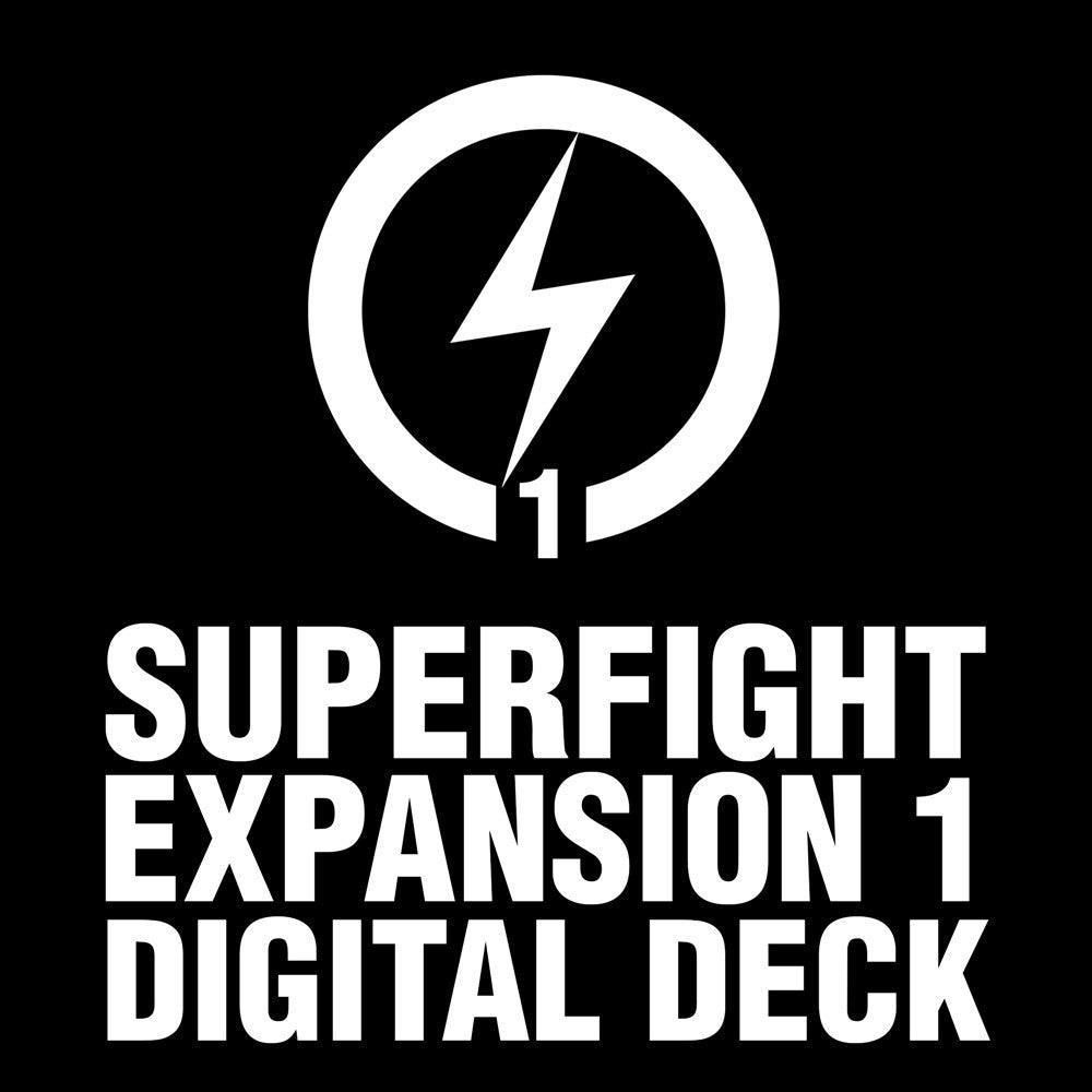 SUPERFIGHT: THE VIDEO GAME - Expansion One Digital Deck Download