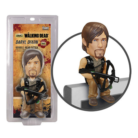 AMC's THE WALKING DEAD Funko! Computer Sitter Bobblehead - Daryl Dixon