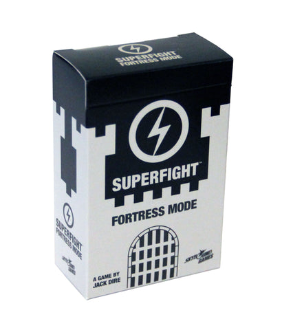 SUPERFIGHT: The Fortress Deck