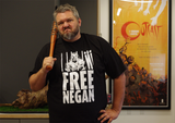 "THE WALKING DEAD ""Free Negan"" T-Shirt"
