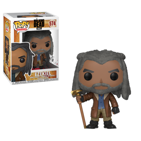 AMC's THE WALKING DEAD Funko Pop! -  Ezekiel