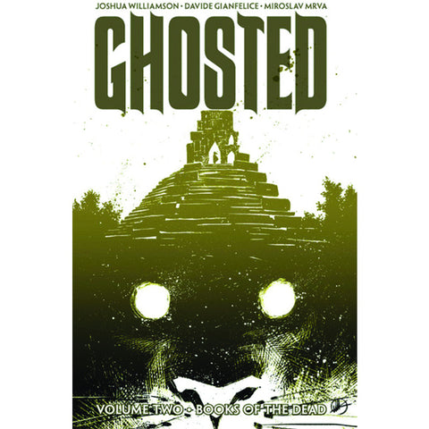 "GHOSTED Volume 2 - ""Books of the Dead"""