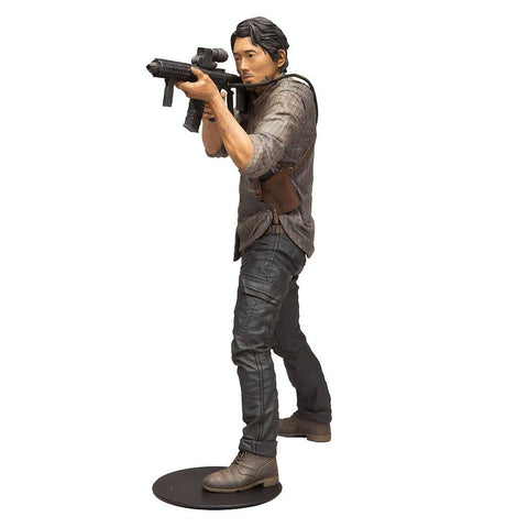 "AMC's THE WALKING DEAD Glenn 10"" Deluxe Action Figure"