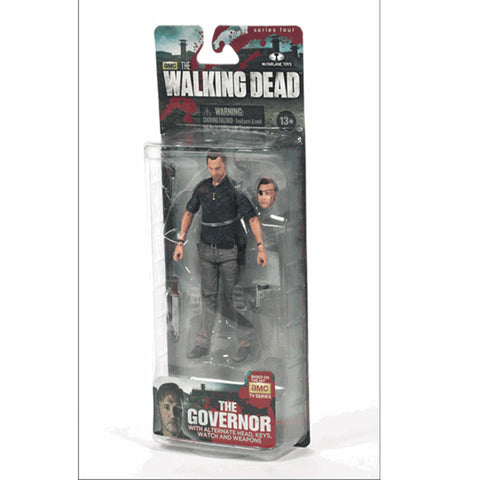 AMC's THE WALKING DEAD TV Series 4 Governor Action Figure