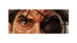 "THE WALKING DEAD - Jason Edmiston ""Eyes Without  A Face"" Print Set"