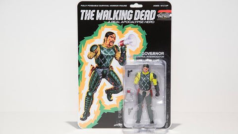 THE WALKING DEAD Lucille Patrol - Governor (Regular) Action Figure
