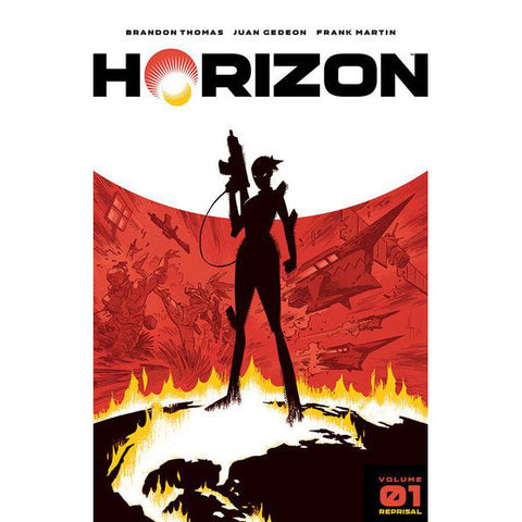 "HORIZON Volume 1 - ""Reprisal"""