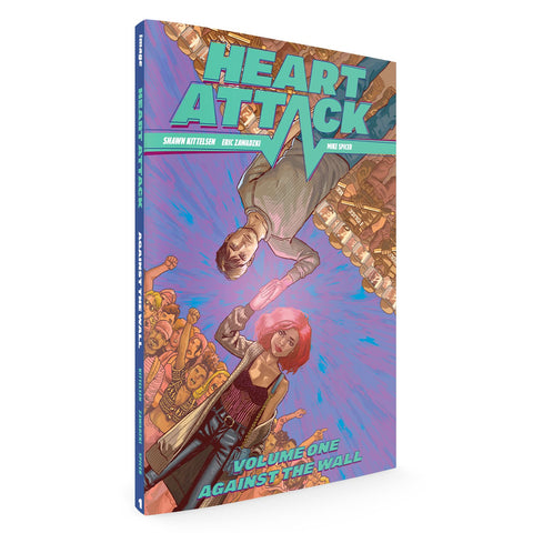 Heart Attack: Against the Wall - Volume 1