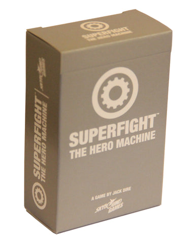 SUPERFIGHT: The Hero Machine