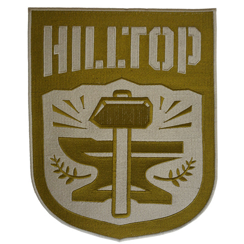 "THE WALKING DEAD - Hilltop Faction 10"" Patch"