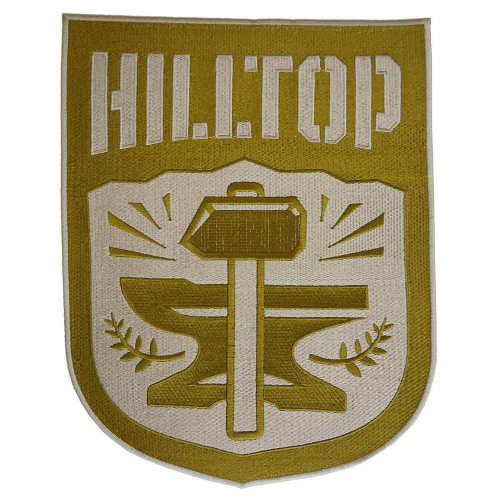 "THE WALKING DEAD Hilltop Faction 5"" Patch"