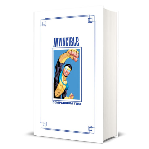 INVINCIBLE: Compendium 2 Hardcover