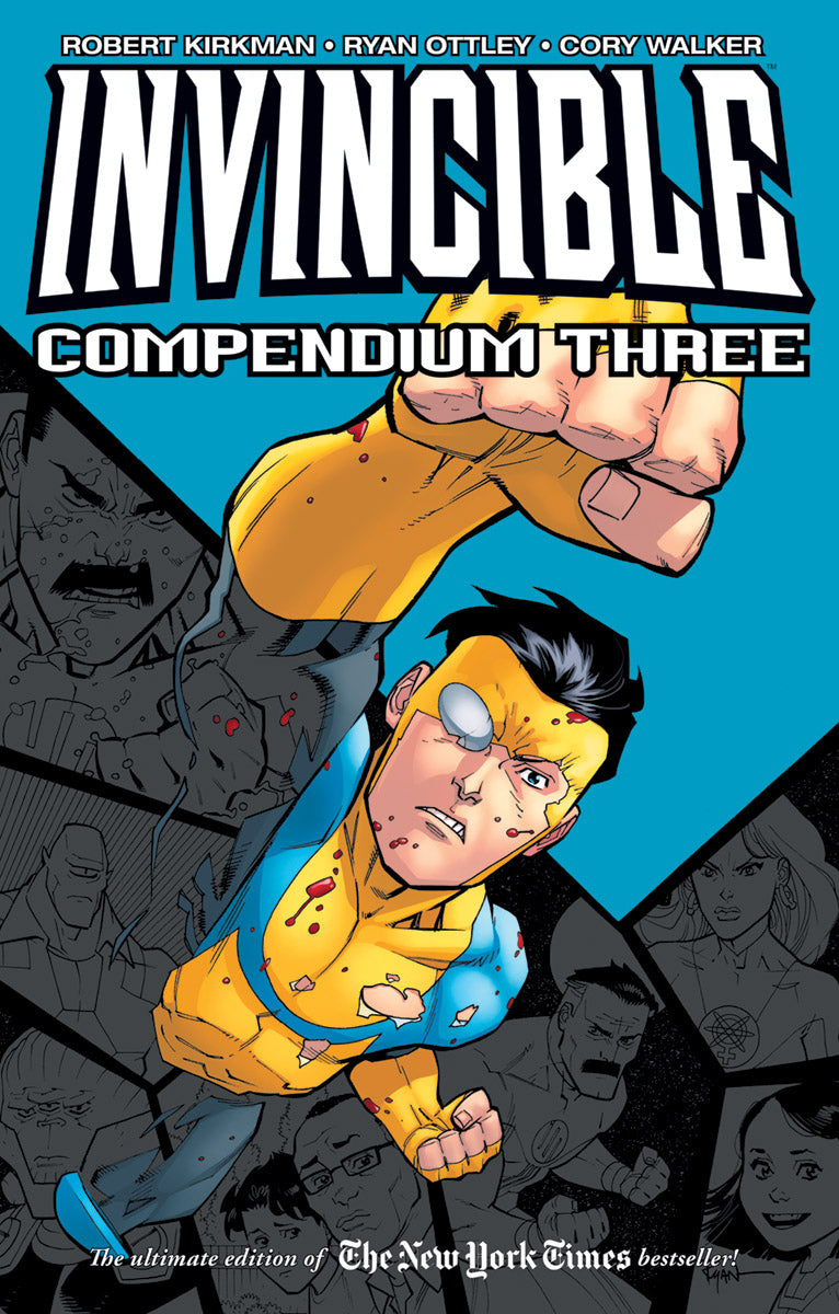 INVINCIBLE Compendium 3 | Issues 97-144