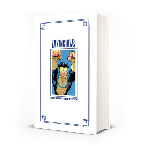 INVINCIBLE Compendium 3 Hardcover