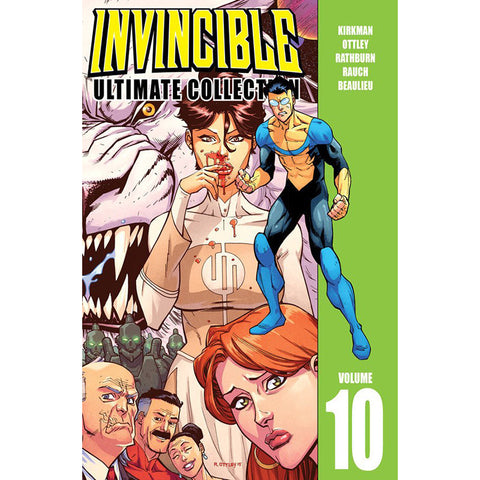 INVINCIBLE: Ultimate Hardcover Volume 10 - Issues 109-120