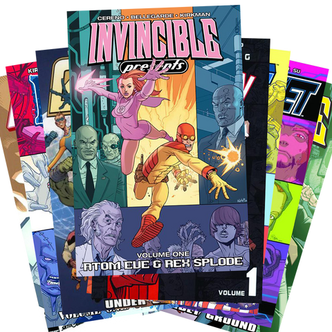 INVINCIBLE: Spinoff Intro Bundle