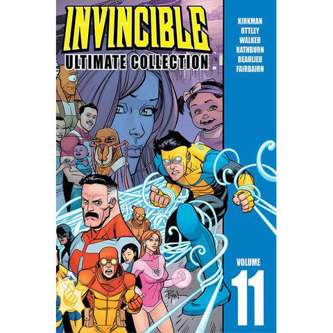 INVINCIBLE Ultimate Hardcover Volume 11 - Invincible Issues 121-132