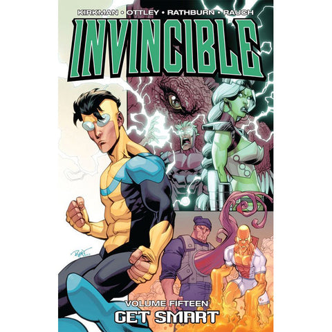 "INVINCIBLE: Volume 15 - ""Get Smart"""