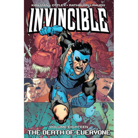 "INVINCIBLE: Volume 18 - ""Death of Everyone"""