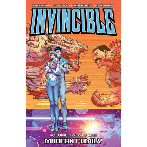 "INVINCIBLE: Volume 21 - ""Modern Family"""