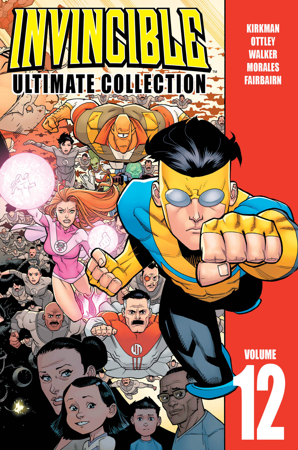 INVINCIBLE: Ultimate Hardcover Volume 12 - Issues 133-144