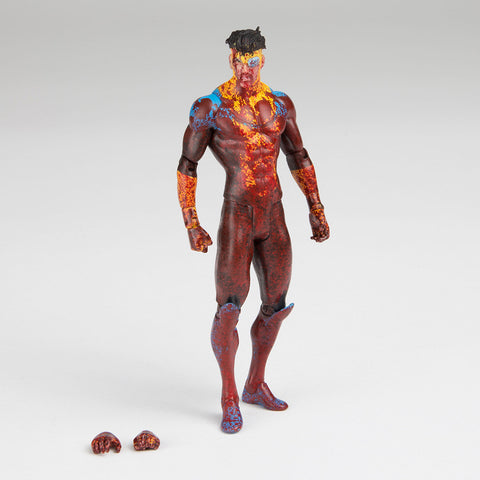 "INVINCIBLE - ""Mark Grayson (Bloody)"" - Action Figure"