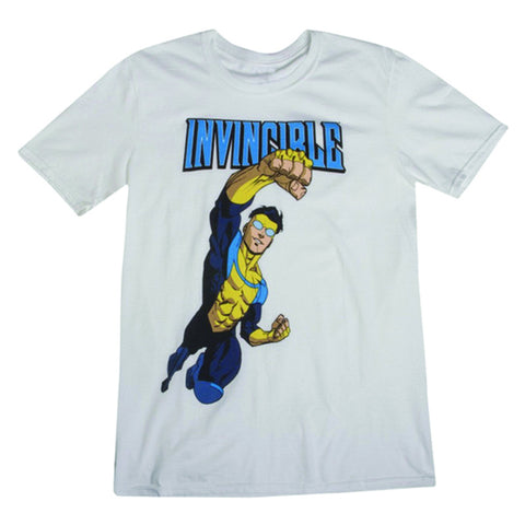 "INVINCIBLE: ""Punch"" T-Shirt"