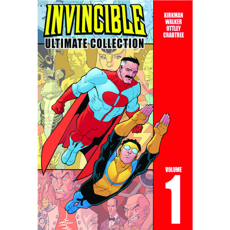 INVINCIBLE: Ultimate Hardcover Volume 01 - Issues 1-12