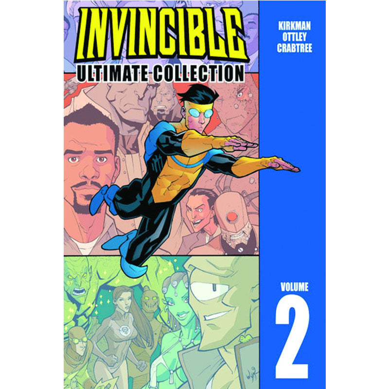 INVINCIBLE Ultimate Hardcover Volume 2 - Invincible Issues 13-24
