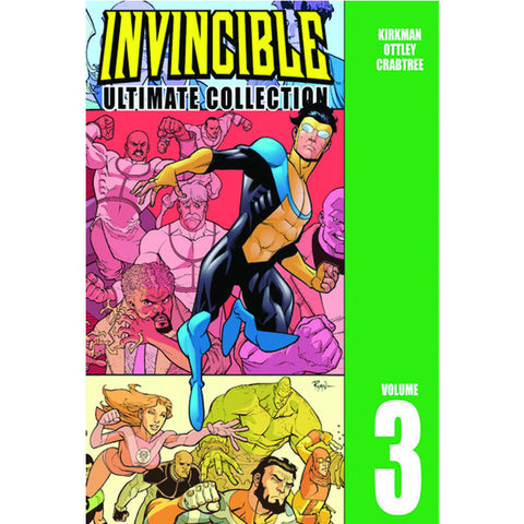 INVINCIBLE: Ultimate Hardcover Volume 03 - Issues 25-36