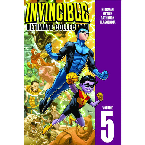 INVINCIBLE: Ultimate Hardcover Volume 5 - Issues 49-60