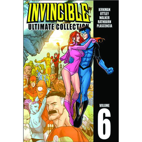 INVINCIBLE Ultimate Hardcover Volume 6 - Invincible Issues 60-70