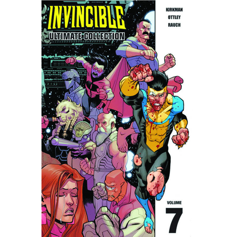 INVINCIBLE Ultimate Hardcover Volume 7 - Invincible Issues 71-84