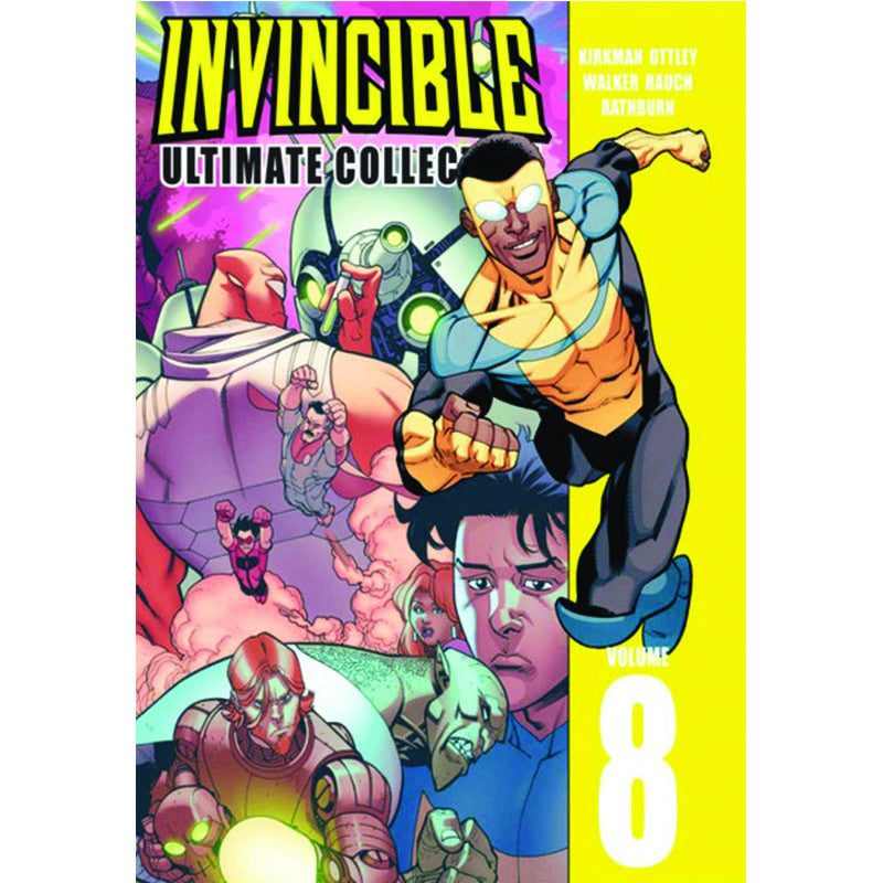 INVINCIBLE: Ultimate Hardcover Volume 08 - Issues 85-96