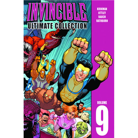 INVINCIBLE Ultimate Hardcover Volume 9 - Invincible Issues 97-108