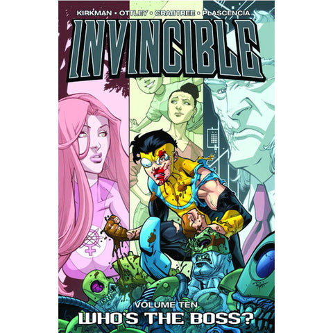 "INVINCIBLE Volume 10 - ""Who's the Boss"""