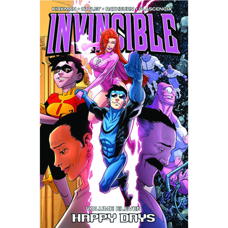 "INVINCIBLE Volume 11 - ""Happy Days"""