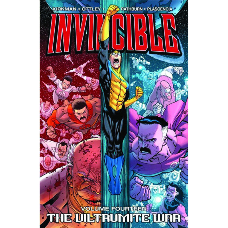 "INVINCIBLE Volume 14 - ""The Viltrumite War"""