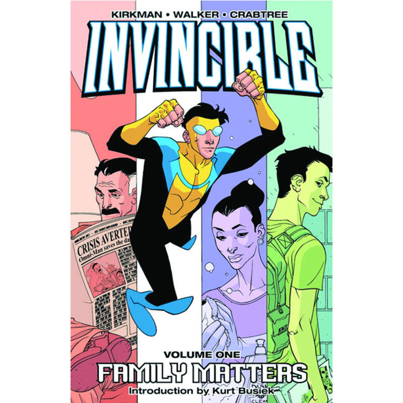 "INVINCIBLE: Volume 01 - ""Family Matters"""