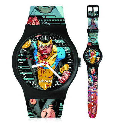 INVINCIBLE WATCH