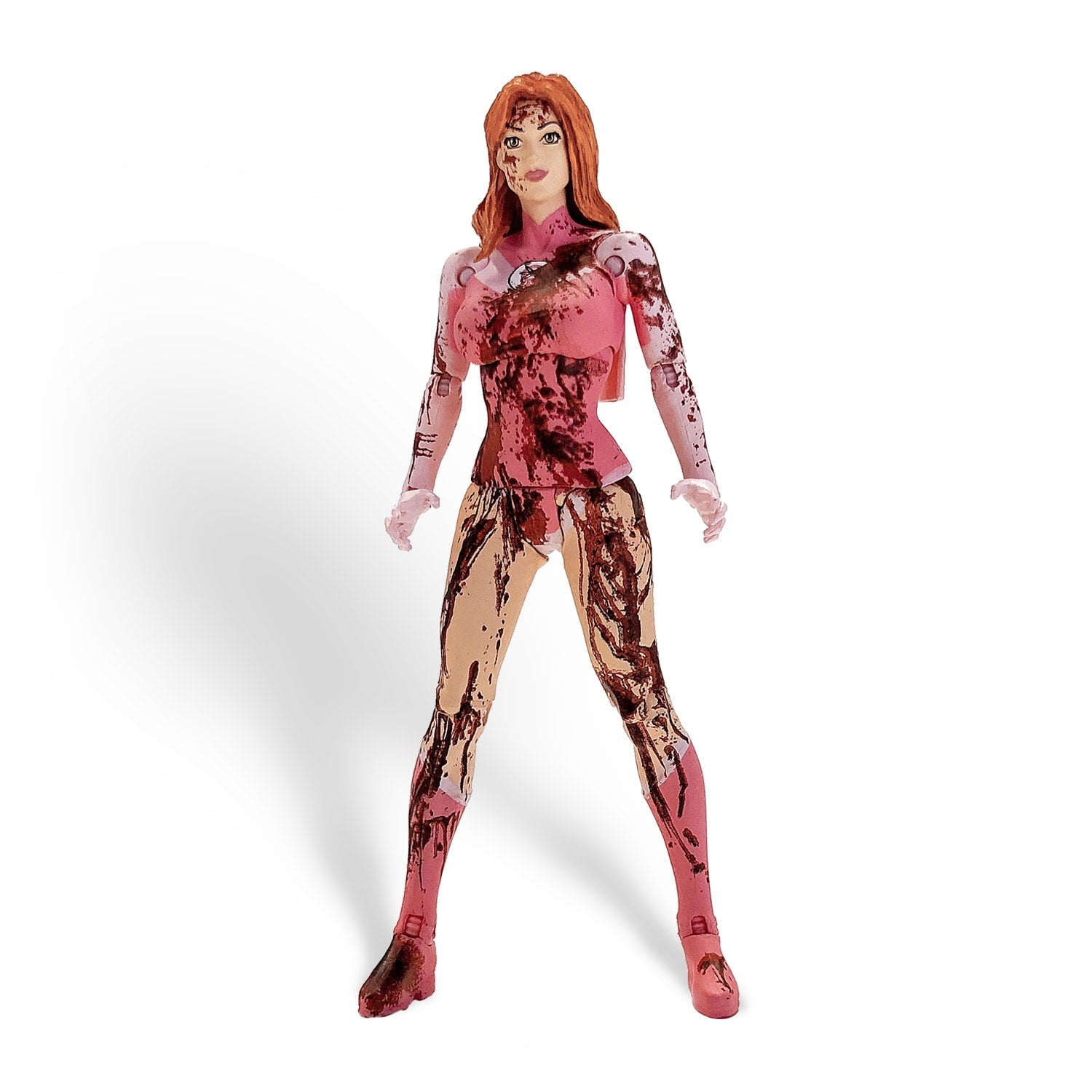 INVINCIBLE: Atom Eve Action Figure (Bloody)