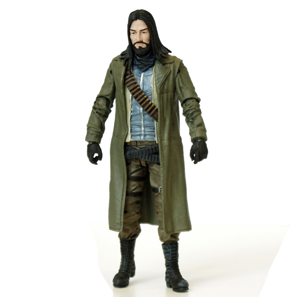 THE WALKING DEAD Jesus Action Figure (Color)